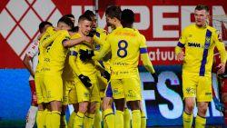 STVV wint eerste match onder Kostic tegen zwak KV Kortrijk, amper 3.000 toeschouwers op Stayen