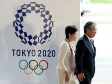 Olympische vlam op twee locaties in Tokio