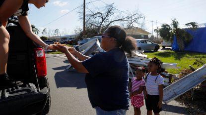 """Dodentol orkaan Michael bijgesteld naar dertig: """"Vrees voor nog meer doden"""""""