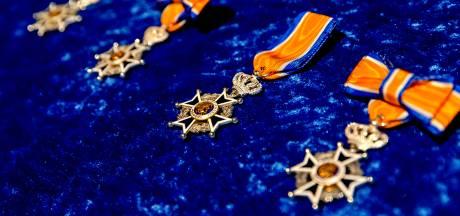 Jannie Luteijn Lid Orde van Oranje-Nassau