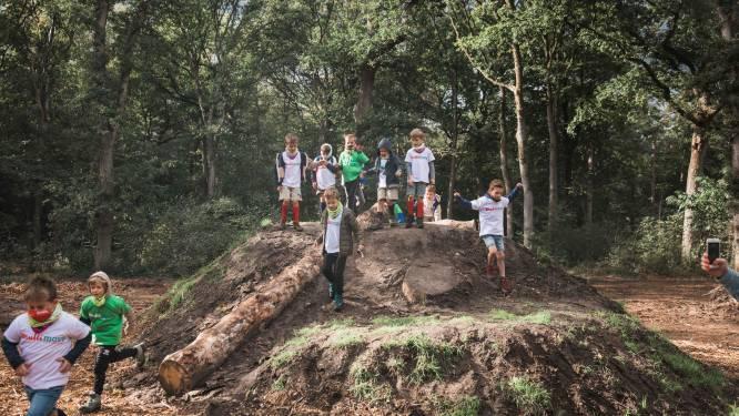 Nieuw multimovepad aan Kelchterhoef bij start van Week van het Bos