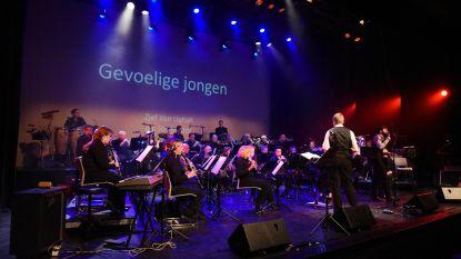 Concert met vijf lokale sterren valt in de smaak