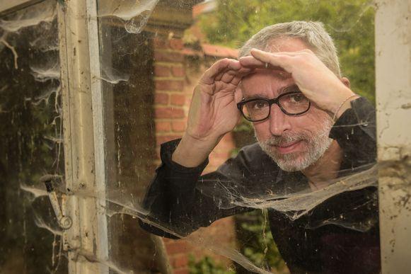 David De Vaal, coördinator van Netwerk Tegen Armoede.