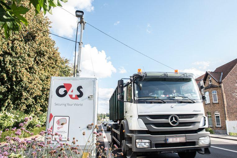 De gemeente Lendelede - en bij uitbreiding de politiezone VLAS- wil voorlopig niet investeren in een verplaatsbare vrachtwagensluis.