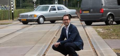 CDA houdt voet bij stuk: óók spoorbomen bij gevaarlijke oversteekplaatsen in Nieuwegein