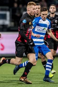 PEC Zwolle verslaat Excelsior na nieuwe comeback