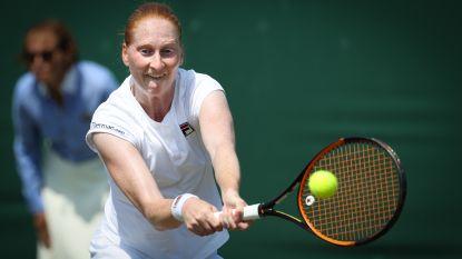 Geen kwartfinale voor Van Uytvanck op Wimbledon, 'Ali' sneuvelt in drie sets tegen Russin Kasatkina in achtste finales
