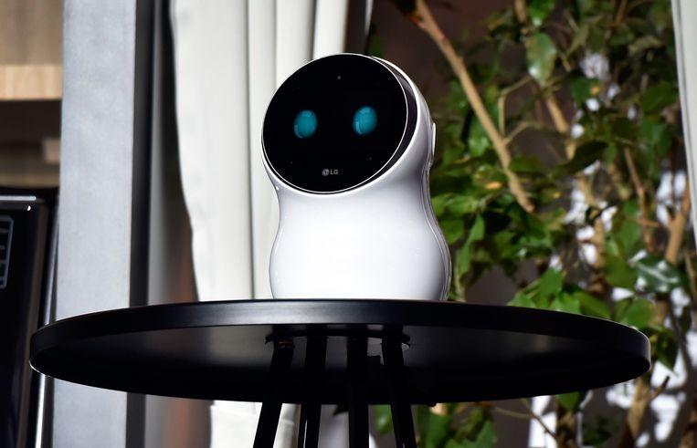 De slimme robot CLOi van LG.