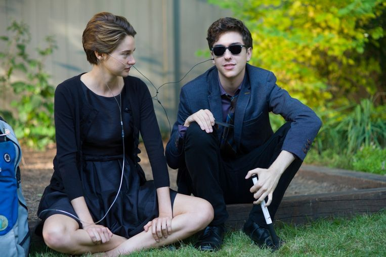 The Fault in Our Stars. Beeld