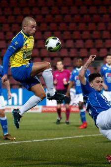 FC Den Bosch ziet play-offs uit zicht verdwijnen met thuisnederlaag tegen SC Cambuur