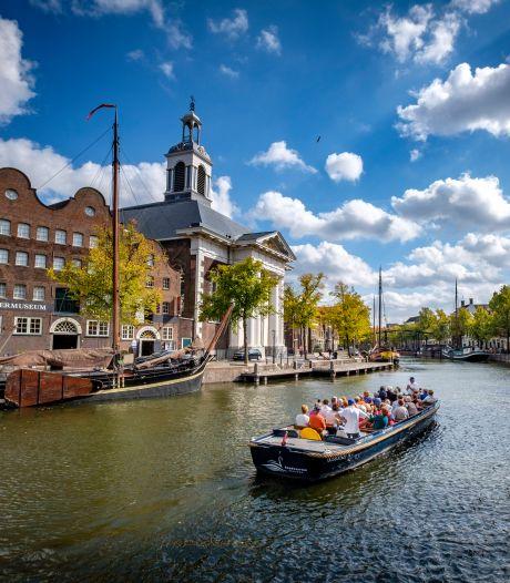 Schiedam wil watertoerisme versterken; doorvaarbaar maken van de Vlaardingerdijk staat op het wensenlijstje