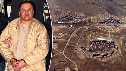 De gevangenis der gevangenissen: hier zal 'El Chapo' waarschijnlijk rest van zijn dagen slijten