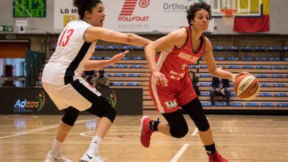 Basketster Sofie Hendrickx zwaait na meer dan tien jaar af bij de Belgian Cats