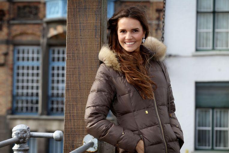 Miss België Romanie Schotte werd gehackt.