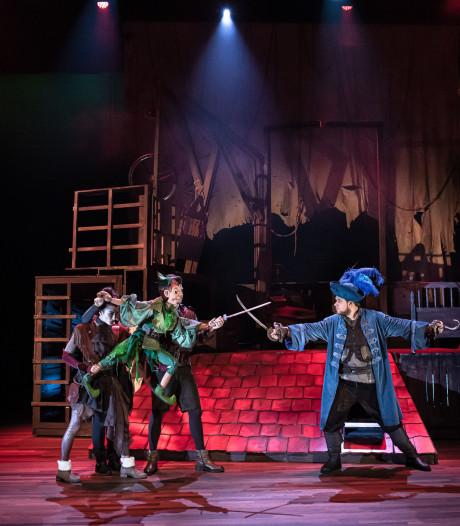 Peter Pan beleeft fantastische avonturen tijdens familiemusical in Middelburg