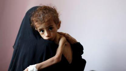 12 miljoen mensen met hongersnood bedreigd