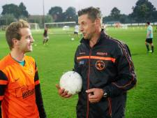 Trainer Peter van den Heuvel uit Mariahout verlaat Keldonk na dit seizoen