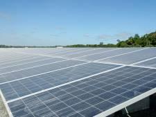 Aanleg Zonnepark in Goor van start: 6342 panelen