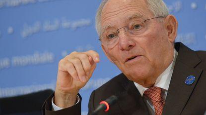 Schäuble belooft Duitse investeringen