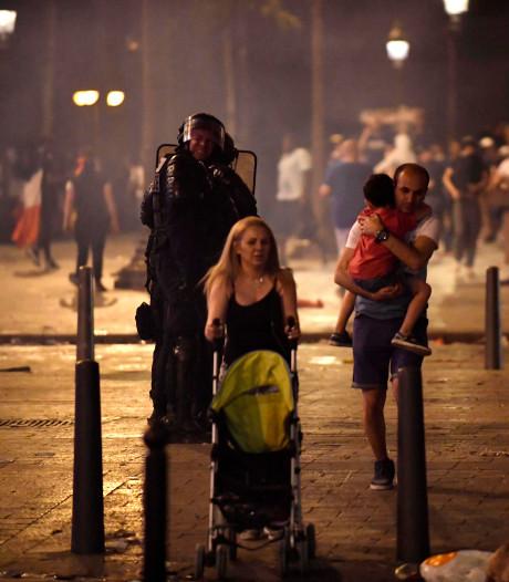 Franse vrouwen betast en geïntimideerd in feestgedruis WK finale