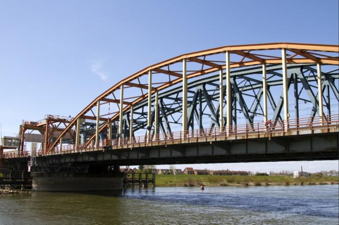 De Duif Zutphen.Ijsselbrug Gestremd Duif Legt Het Loodje Zutphen Destentor Nl