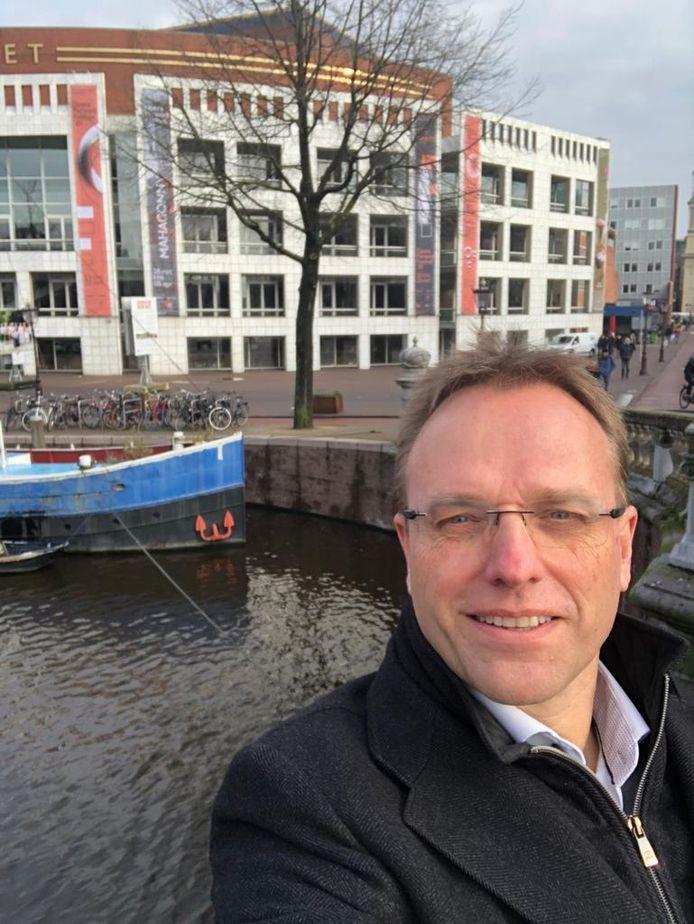 Peter Teesink, gemeentesecretaris Amsterdam.