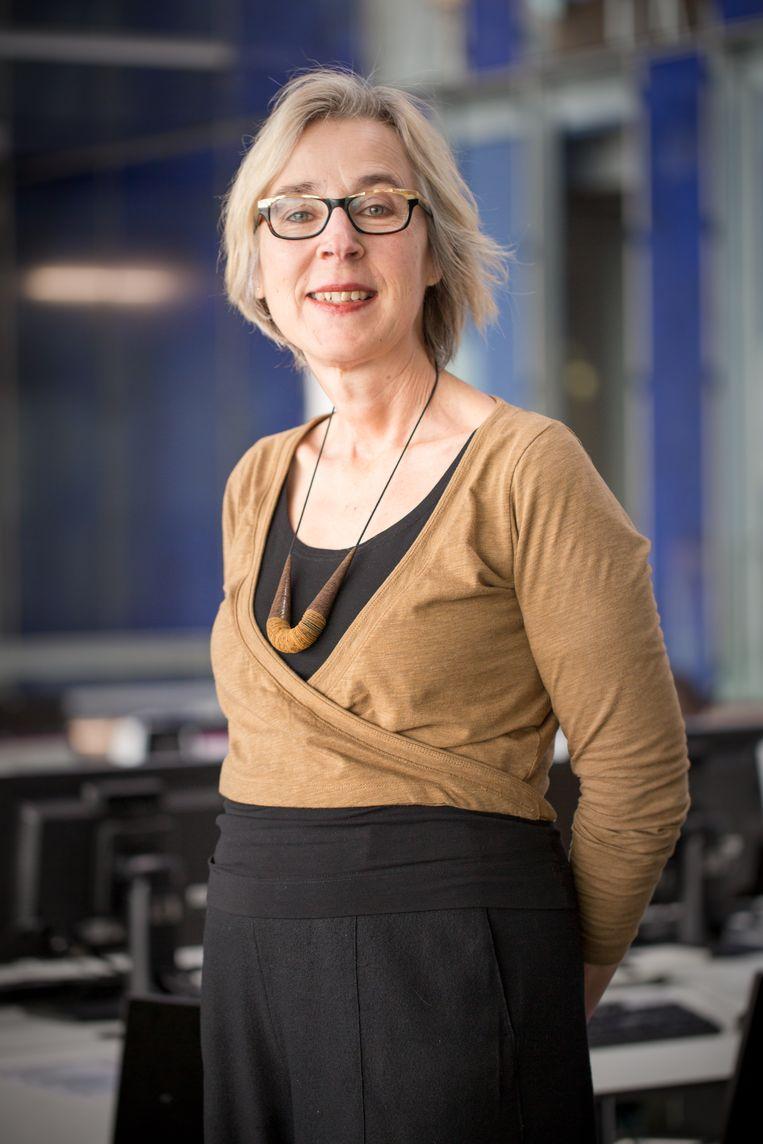Lerarenopleider en UvA-promovenda Hanneke Pot Beeld Inholland