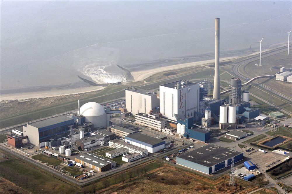 Nederland heeft nu één kerncentrale: in Borssele