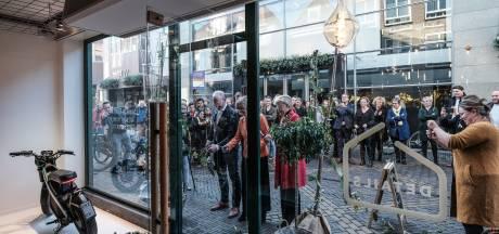 Leren verkopen in de winkelstraat in Doetinchem