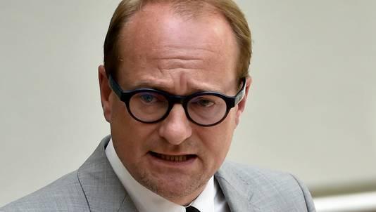 Vlaams minister voor Dierenwelzijn Ben Weyts (N-VA).