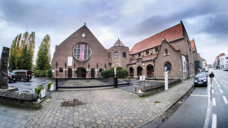Ook de Heilige Damiaankerk wordt uit de eredienst onttrokken.