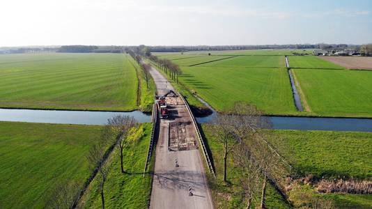 Eerder dit jaar werd de Schoenaker al voorzien van nieuw asfalt.