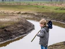 Water wordt het nieuwe toverwoord in Wierden