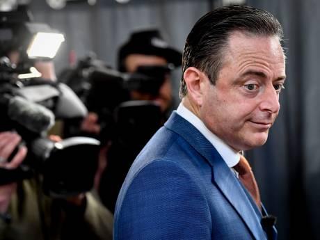 """""""Parti de pacotille"""": les excuses de Bart De Wever"""