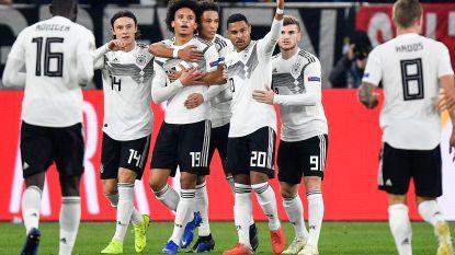 Versneld afscheid van WK 2014-helden moet vel van Duits bondscoach Löw redden: alle hoop op de turbogeneratie