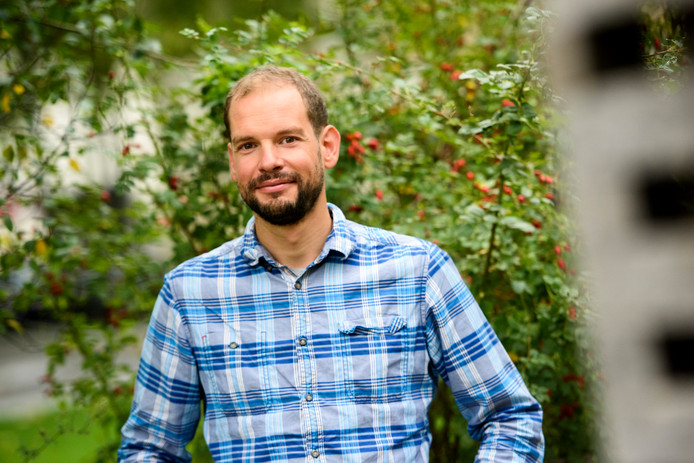 Lukas van der Storm, ED-redacteur landbouw.