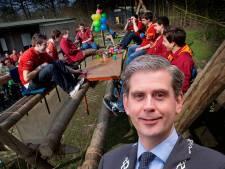Kolff staat scouting voor kinderen toch toe