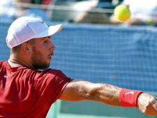 Kroaten naar Davis Cup-finale na zege Coric