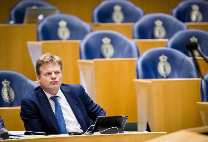 CDA-Kamerlid Pieter Omtzigt.