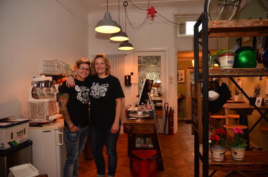 Eerste Tattoo Studio Voor Vrouwen Klinkt Er Een Lunchroom