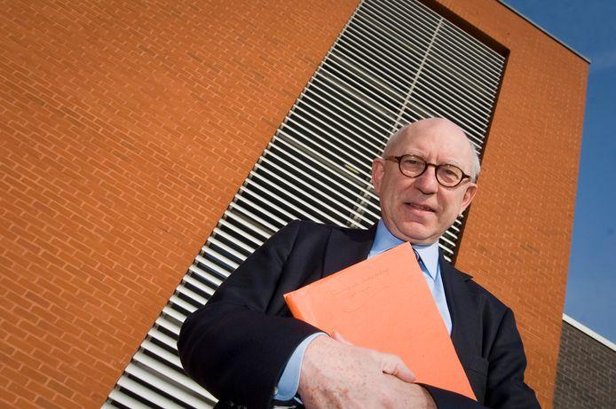 Raf De Rycke is voorzitter van de vzw die de Belgische afdeling van de Broeders van Liefde beheert.