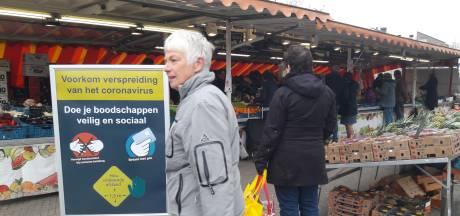 'De markt in Zevenbergen is de enige plek waar ik nog kom'