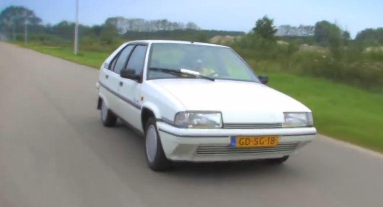 Citroën BX Beeld Youtube