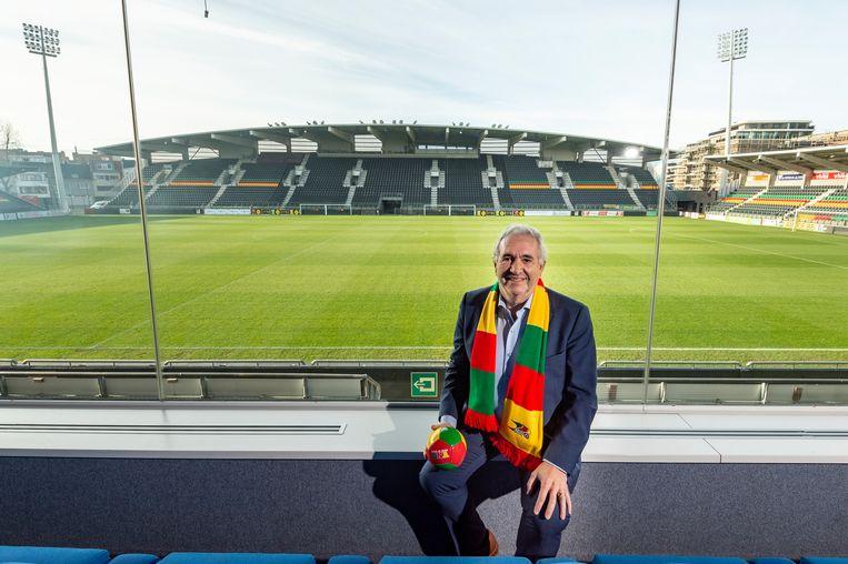 Patrick Orlans organiseert met KV Oostende een groots netwerkmoment in de Versluys Arena.