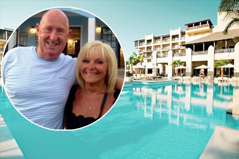 John en Susan Cooper overleden in dit hotel.