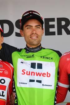 Sterke Dumoulin pakt eindwinst in Binckbank Tour