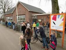 Horsthoekschool blijft strijden voor eigen schoolgebouw