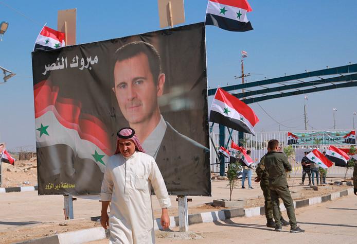 Russische aanvallen op ziekenhuizen zouden tot doel hebben de Syrische president Bashar al-Assad te steunen.