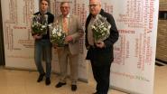 Arnold Van Eeghem herverkozen als voorzitter van CD&V