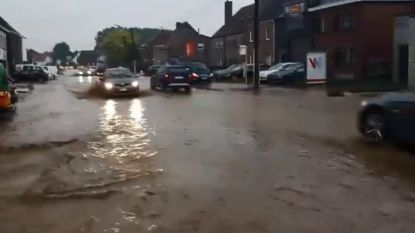 Sint-Lievens-Houtem vraagt tussenkomst Rampenfonds voor schade na noodweer